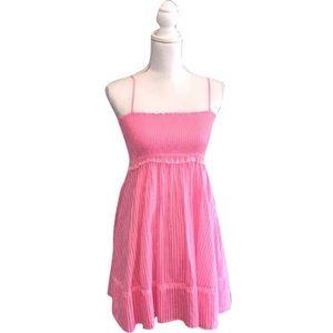 Victoria Secret pink summer dress